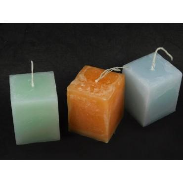 """Свічки для чистки дому """"Небесний вогонь"""" квадратні"""